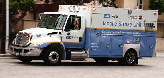 Mobile stroke ambulance in Long Beach saving linves