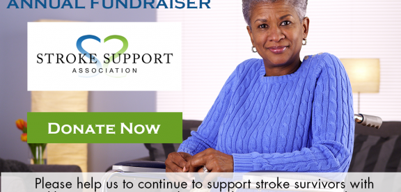 Please donate to the Stroke Support Association