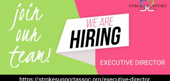 hiring part-time executive director