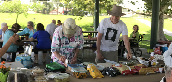 Stroke Support Association Annual Picnic