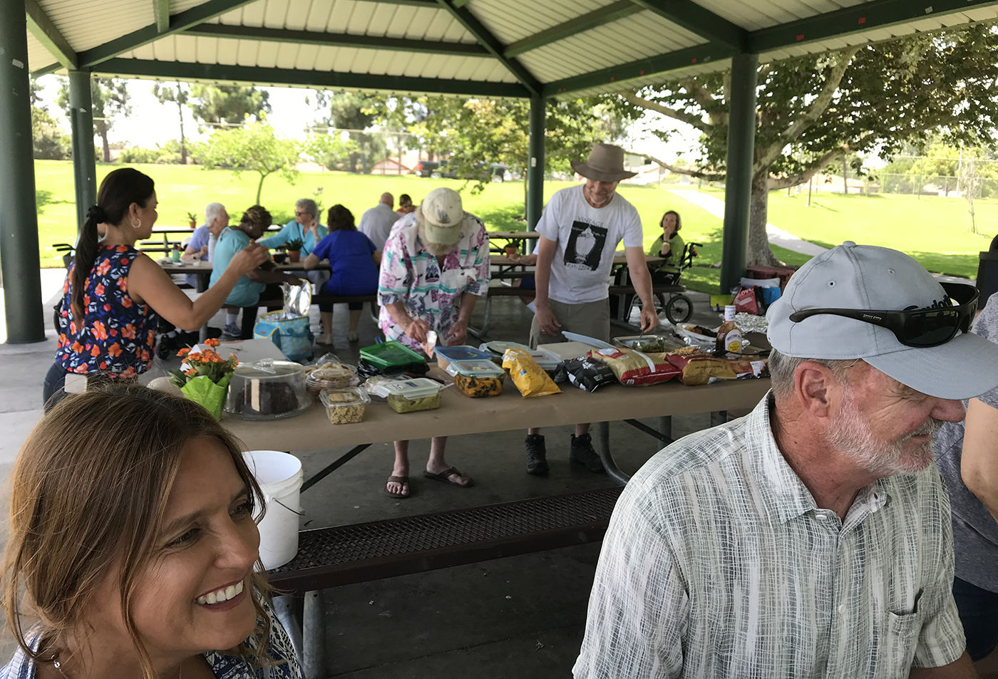 Stroke Support Association's Annual Picnic 2019