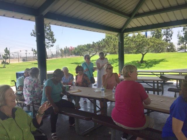 SSA members attend annual picnic