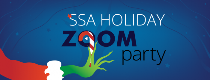 Virtual SSA Holiday Party