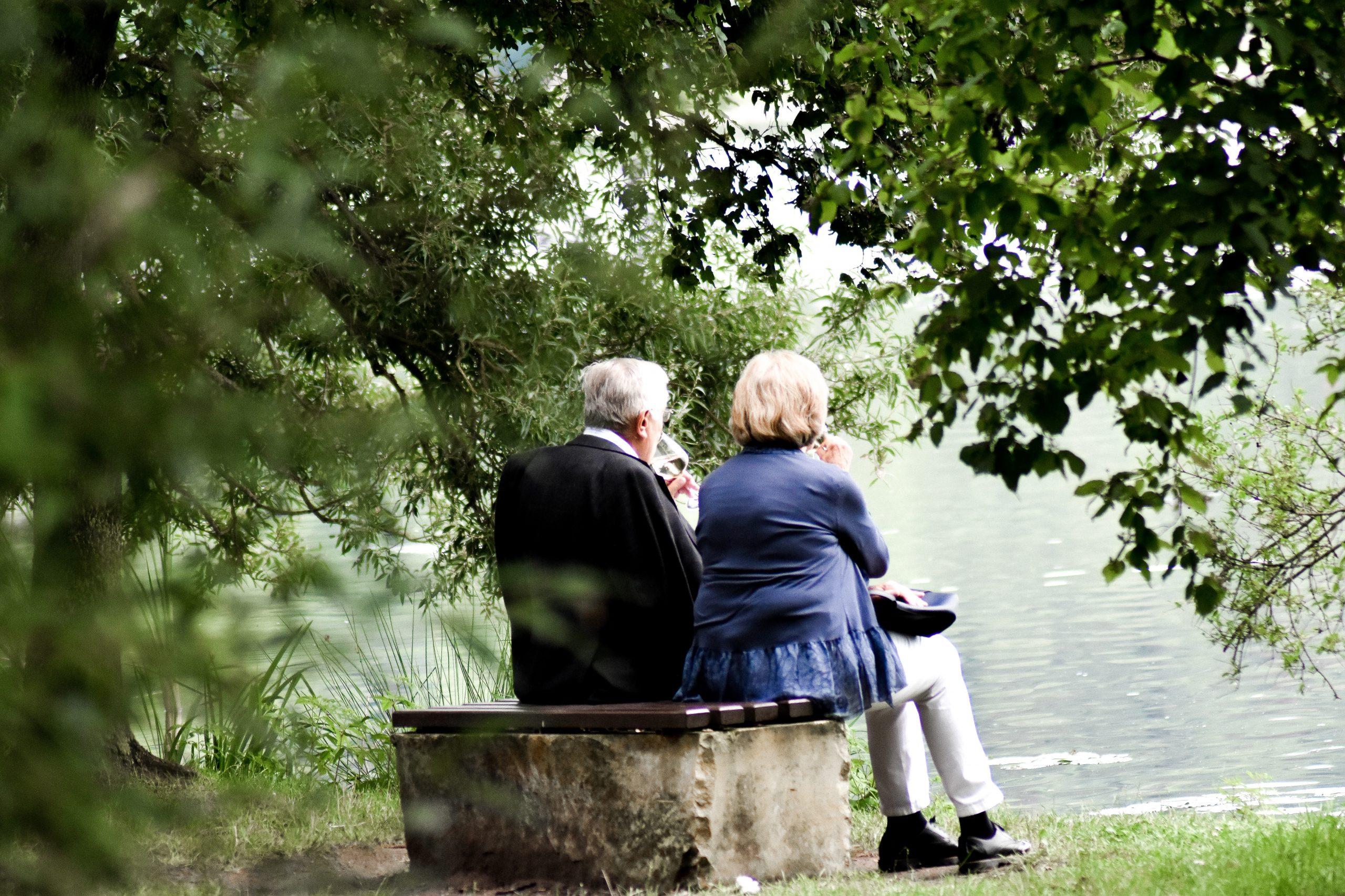 older couple